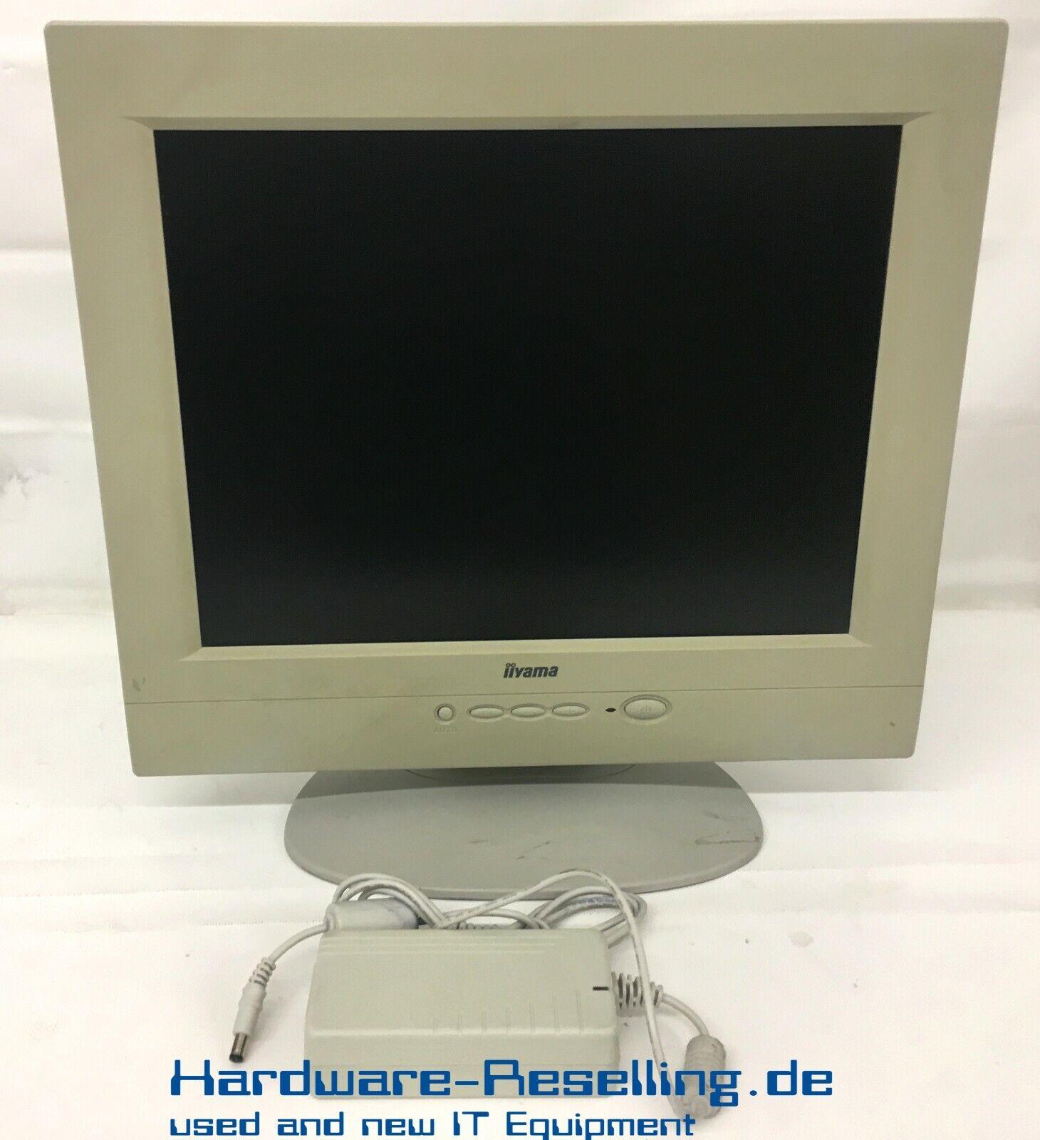 IIYAMA BX3814UT 15 Zoll Monitor 1024x768 (4:3) gebraucht mit Netzteil