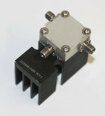 Mini-circuits Power Splitter Coupler Box 1015446-0001 - Microwave Transmitter