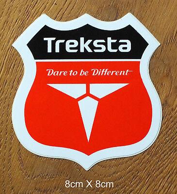 Treksta Sticker Aufkleber Mountain Outdoor Trekking (S159)