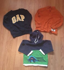 Lot of boys 18-24/2T clothes - 15 pieces!