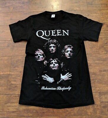 Queen Band (QUEEN BOHEMIAN RHAPSODY BAND T SHIRT )