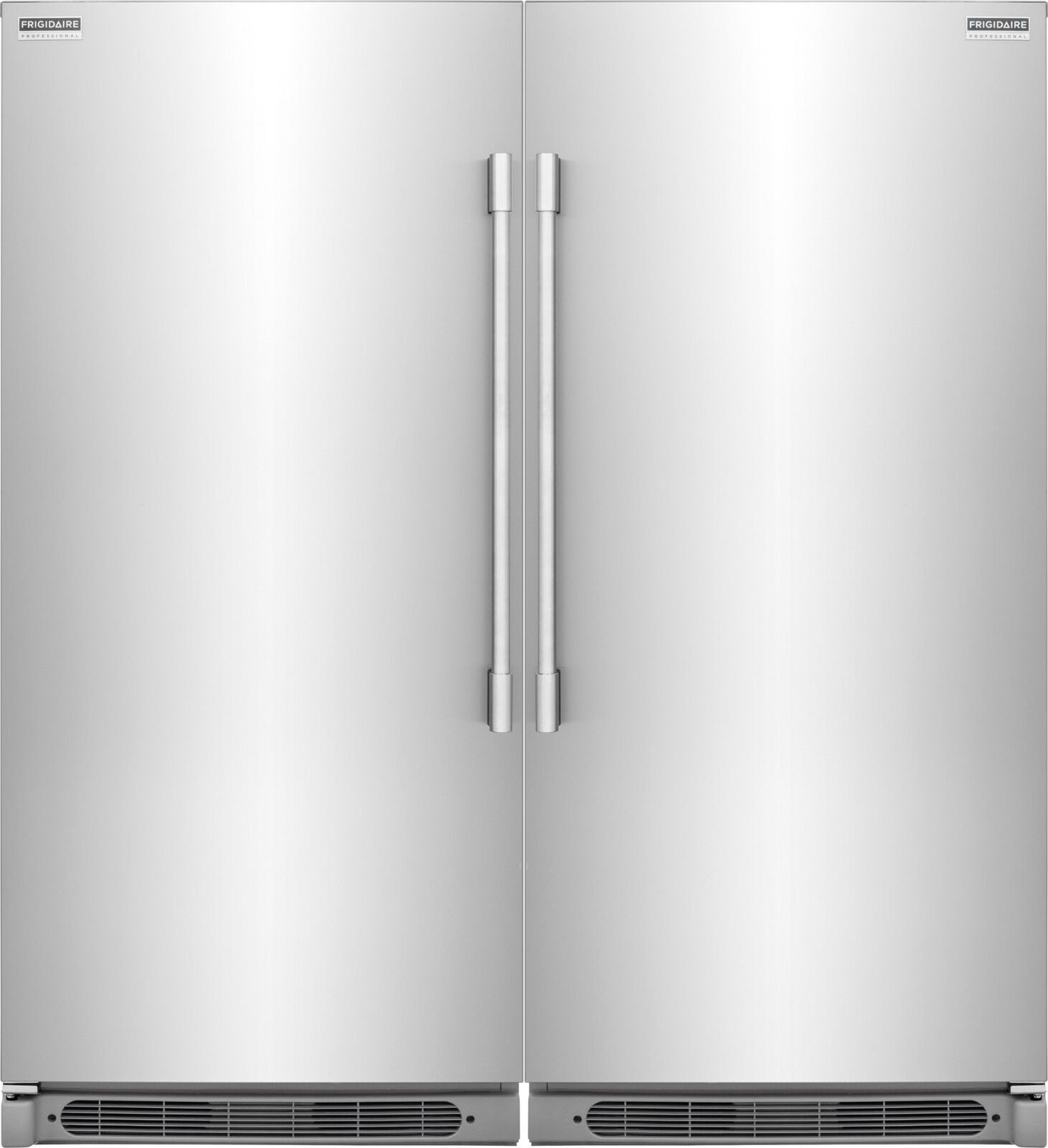 Frigidaire PRO Stainless Refrigerator & Freezer Combo