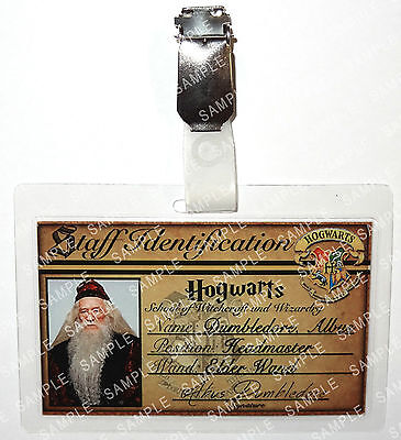 Professor Albus Dumbledore Potter Hogwarts Cosplay Costume Comic Con - Dumbledore Halloween Costume