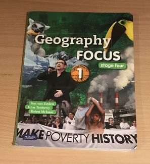 geography focus 1 stage 4