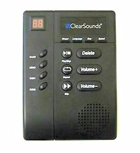 ClearSounds-CLS-ANS3000-digital-amplified-answering-machine-with-slow-speech