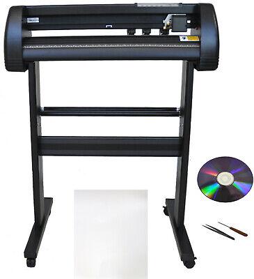 Laser Point 28 24 500g Vinyl Cutter Plotter Sign Car Decal Pu Heat Press Vinyl