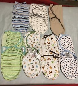 Swaddle blankets $40