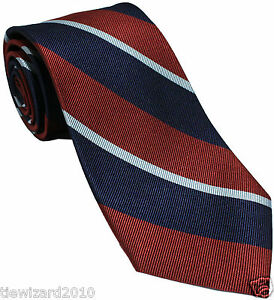 Royal Air Force RAF Regimental Tie