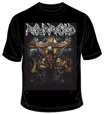 - RESURRECTED album cover design T-Shirt, full-coloured, both sided, Gildan Heavy!
