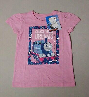 Chase Your Dreams Thomas The Train Girls Shirt Purple NWT 2017 ()