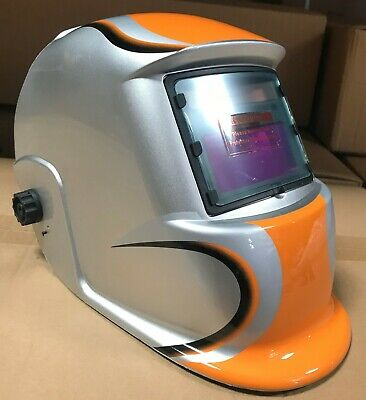 Orgd Auto Darkening Weldinggrinding Helmet Hood1 Carrying Bag1 Clear Cover