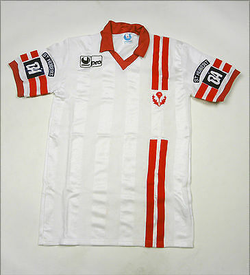 AS Nancy Lorraine Home Football Shirt 1987/1989 Maillot image