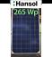 30-pezzo-265-Watt-Hansol-polykristallines-merce-bancale-7-95-KWP