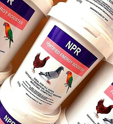 Racing Pigeons Fuel Beetroot Glucose Vitamins Recovery Supplement Treatment 600g