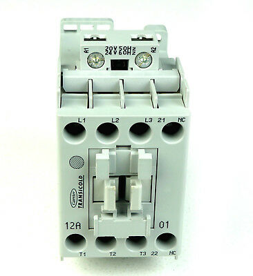 Carrier Transicold Contactor Relay 10-00431-06 12amp For Container Refrigeration