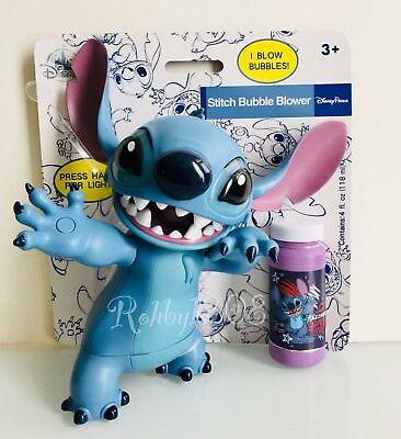 Disney Parks Lilo   Stitch Bubble Blower W  4Fl Oz Bubbles Bnwt