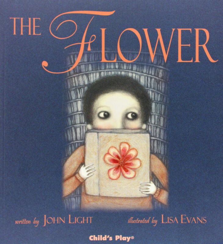 The Flower (pb) by John Light NEW