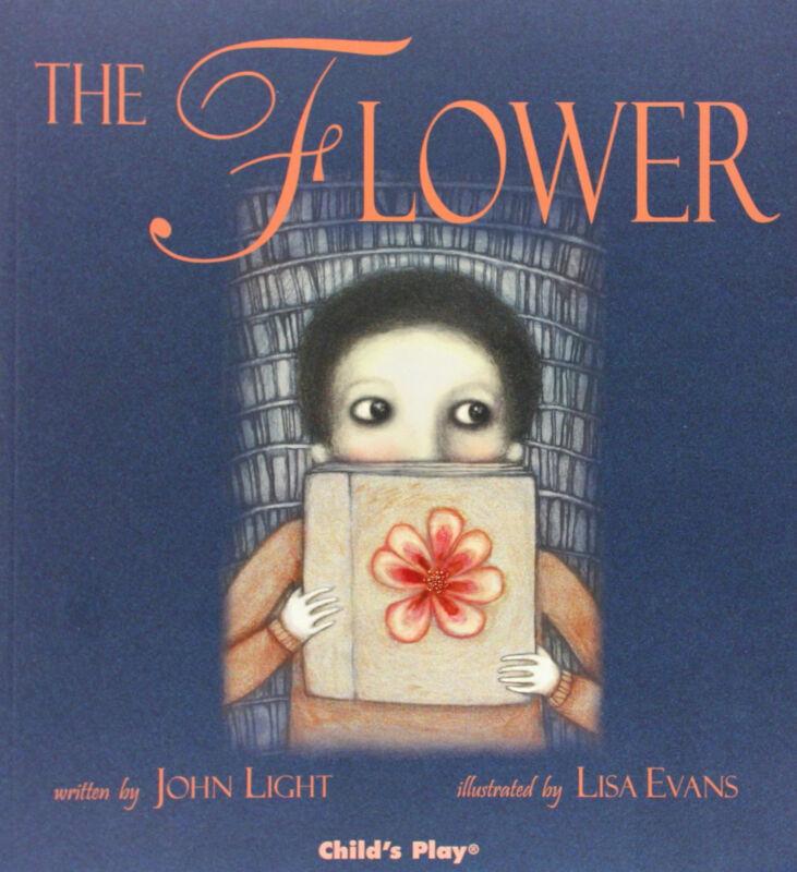 The Flower (pb) by John Light - optimistic vision NEW