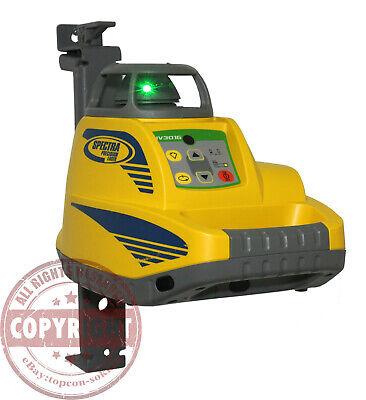Spectra Precision Hv301g Green Beam Self Leveling Rotary Laser Leveltopcon