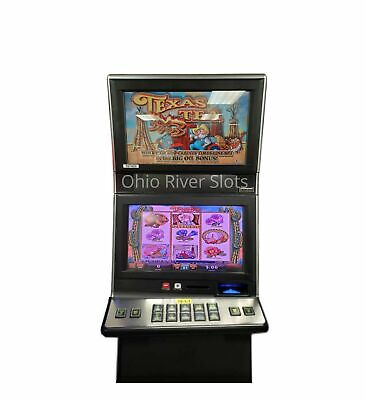 IGT G20 Texas Tea Slot Machine