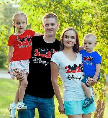 Matching Disney Shirts For Family (Disney Family Vacation 2020 Disney / 2020 Matching shirts for Families,)