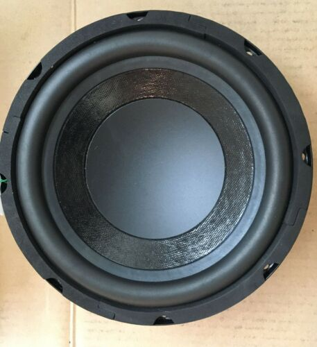 Used Pioneer SW-8MK2, 8-inch subwoofer driver only. 4-ohms. EXCELLENT!
