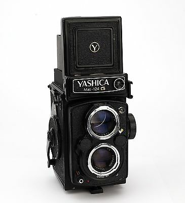 Yashica MAT 124-G Replacement Cover, Laser Cut - Super Grip
