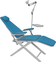 portable dental hygiene chair