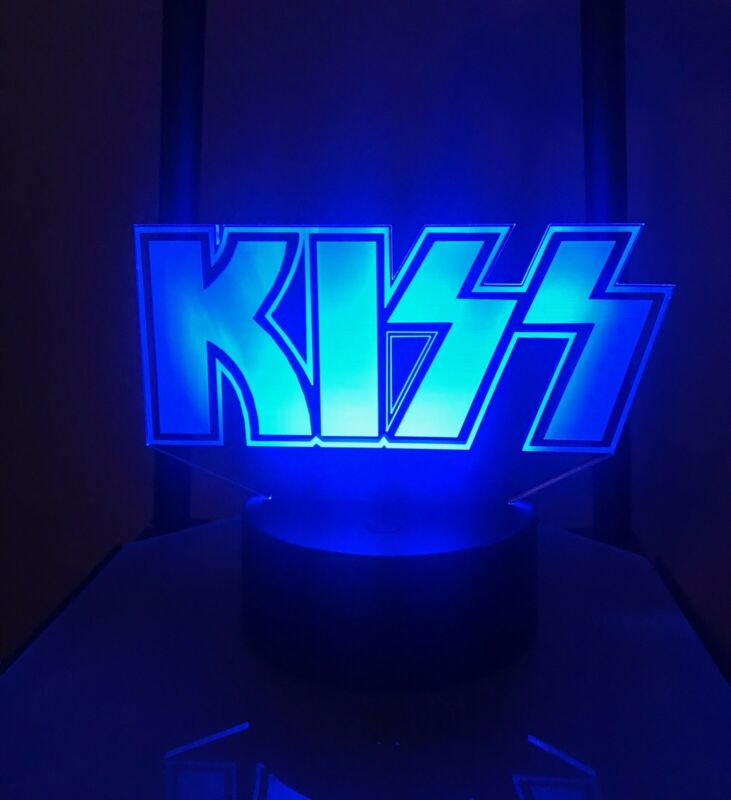 Kiss Band multicolor Light