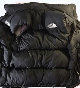 NORTH FACE Vest. Size M. *Sleeping Bag Material*