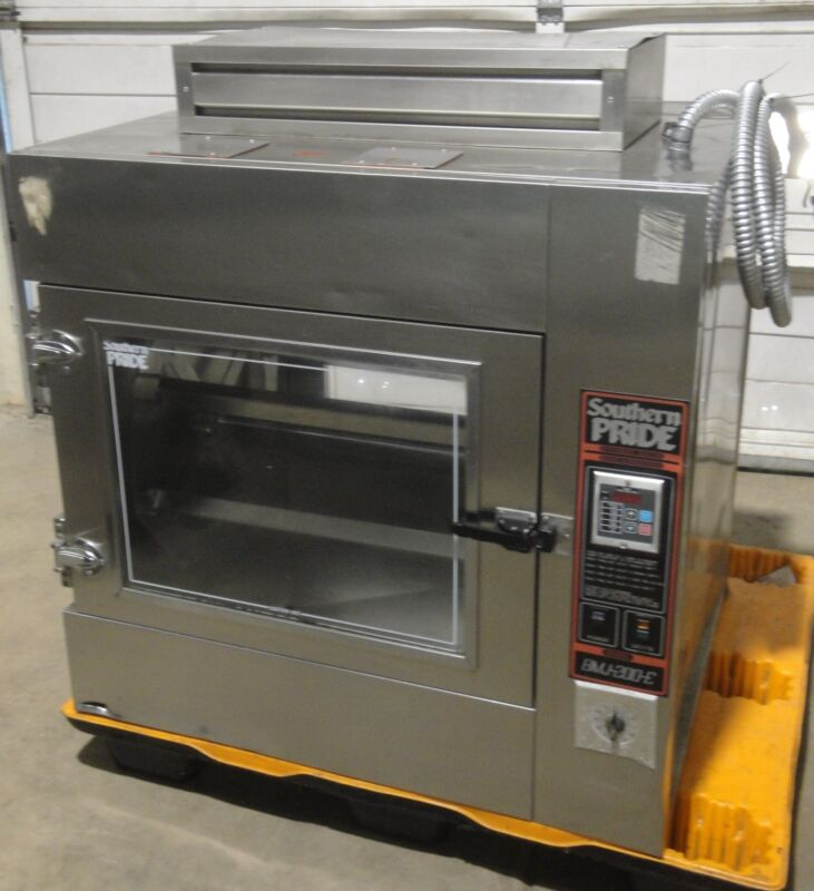 Rotisserie Master Roast and Hold Ove Southern Pride BMJ-200-E Rotisserie NSF