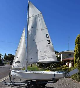 Pacer sailing dinghy Wallaroo Copper Coast Preview