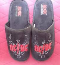 AC//DC Slippers - Size M - NEW Greenwood Joondalup Area Preview