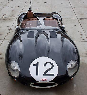 1957 Jaguar D-Type Roadster