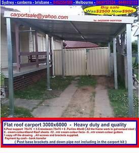 New  carport  3  x  6   $900  or  3 x  9   $  1350 Thomastown Whittlesea Area Preview