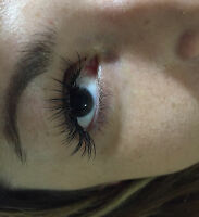 Lash Extensions by Chantel