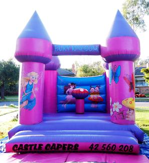 Rabbit Amusements Jumping castle hire melbourne