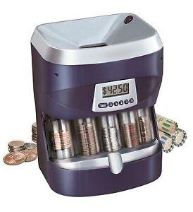 coin sorter machine locations
