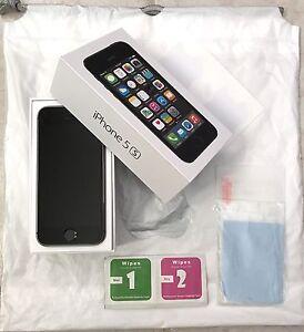 New iPhone 5S 32GB Applecare+ Warranty Factory Unlocked