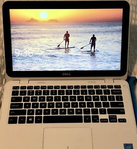 "LIKE NEW DELL INSPIRON 11"" 3162 NETBOOK LAPTOP + BONUS"