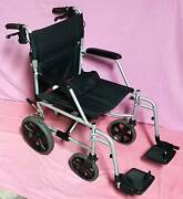 Care Quip Vito Plus Transit Wheelchair. AS NEW! Theodore Tuggeranong Preview