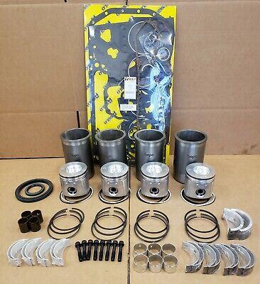John Deere 4039d - 300 Series Major Engine Overhaul Kit - 210d 310d 400g 290d