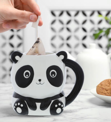 Mugniv Panda Bear Novelty Coffee Mug: Ceramic Coffee Mugs & Tea Cup Gifts 17 Oz.