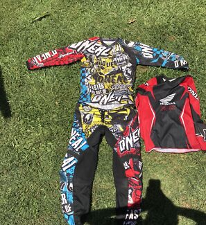 O'Neal motorcross cloths