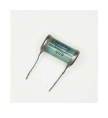 capacitor NOS 100V tone 0.1uF 10/% Gitarre 1 PIO Kondensator