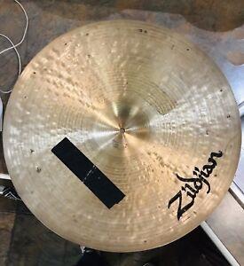 "Zildjian Turkish 22"" K Dark Ride cymbal"