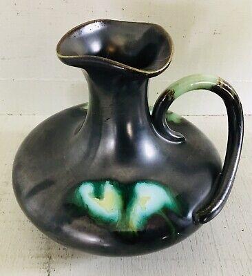 Faiencerie de THULIN- AIRAIN serie -Belgian Art Deco Vase RARE MINT topdesign