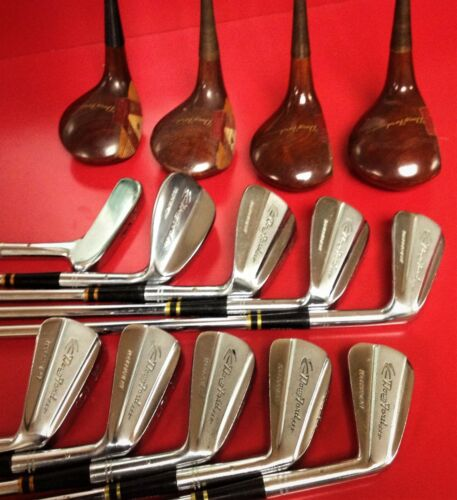 Vintage Doug Ford Tournament Full Golf Set - Irons 2-9, SW, Woods & Putter