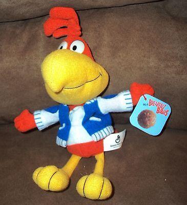 Bird General Mills Cereal 1997 Breakfast Babies Stuffed Plush Sonny the Cuckoo