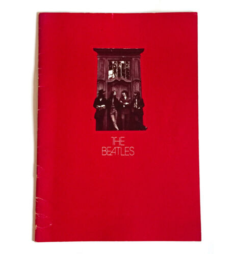 THE BEATLES FAIR JAPAN EVENT PROGRAM BOOK 1972 John Lennon McCartney Harrison